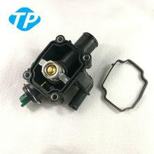 Двигатель Хладагент термостат с Корпус для peugeot партнер 1007 206 207 307 308 для Berlingo C-Elysee C2 1336. Z0 1336Z0
