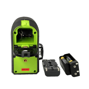 Image 4 - Fukuda Quay Laser 360 12 Đường 3D Xanh Tia Cấp Laser Tự Cân Bằng Độ Cao Ngang Dọc Chéo Laser Thẳng MW 93T Mới