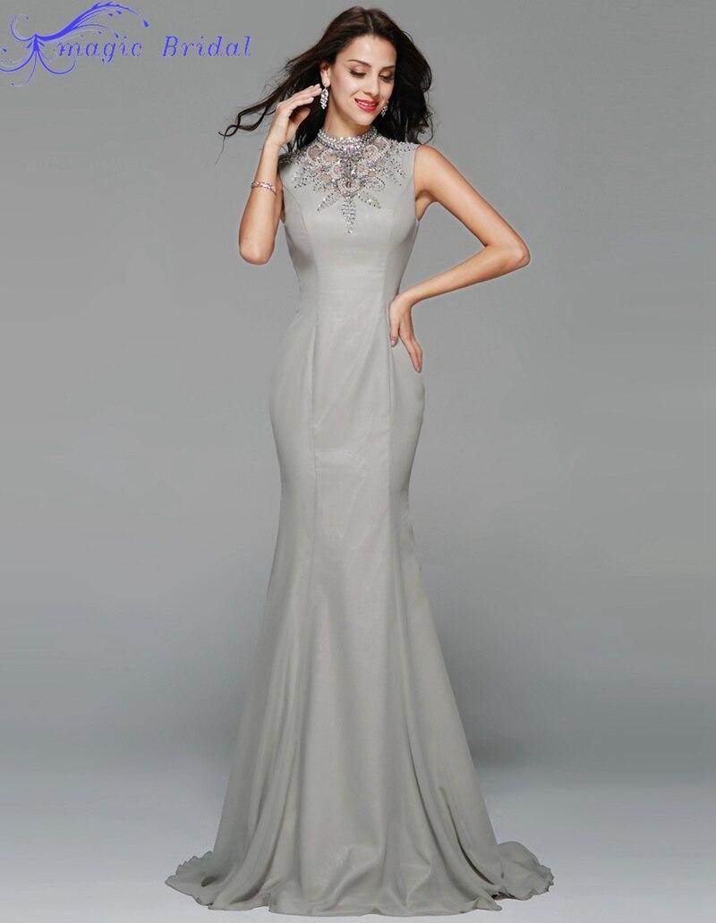c7c41ff74 Vestidos de noche gris – Vestidos hermosos y de moda 2018