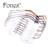 2016 nuevos hombres de la moda ronda vidrios sin rebordes titanium memoria anteojos vintage marco óptico mujeres círculo gafas marca tinize