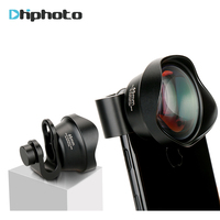 Ulanzi Mobile Phone Optical 65mm 4K HD 2X Telephoto Lens No Distortion Camera Lenses With Universal
