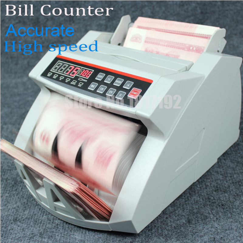 LCD Display Money Bill Counter Counting Machine UV&MG Cash Bank,MONEY COUNTER,currency count machine110v220v fastship via DHL ocbc 2108 low price bill counter with uv and mg function
