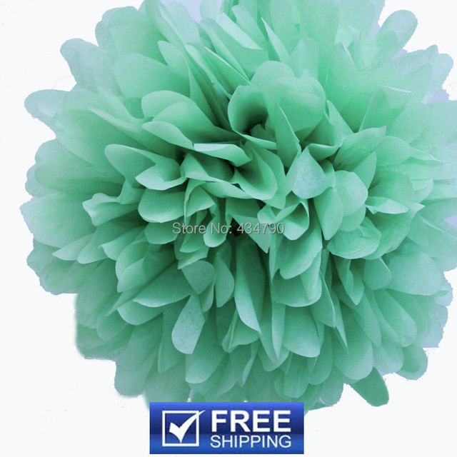 20pcs 1435cm cheap tissue paper flower balls mint bulk wedding 20pcs 1435cm cheap tissue paper flower balls mint bulk wedding mightylinksfo