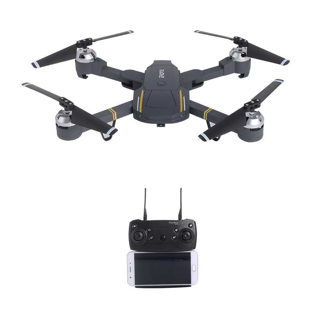 720P RC Foldable Drone With Camera HD Live Video Wifi Quadrocopter FPV Selfie RC Dron VS SG900 XS809HW SG700 E58 drone a6w wifi ffv selfie drone foldable quadcopter with hd camera rc quadrocopter vs xs809hw jy018