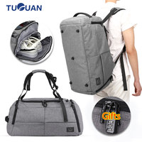 Fitness Training Bag Nylon Gym Bag Men Shoes Travel Backpack Sport Bag Backpack Multifunction Tote Gym Bags For Shoes Storage