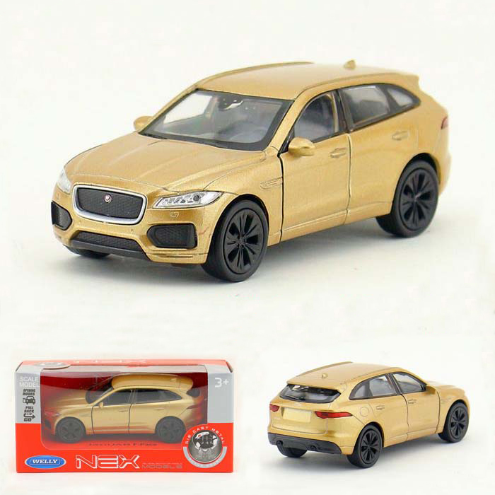 Suv Cars Page 7: 1:36 Scale Jaguar F Pace SUV Diecast Sport Car Model Pull