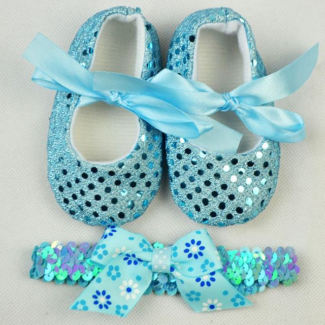 Girls' Cute Cotton Slip-On Shoes