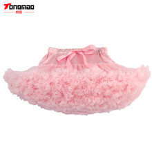 Юбка пачка tongmao для маленьких девочек пышная детская балетная