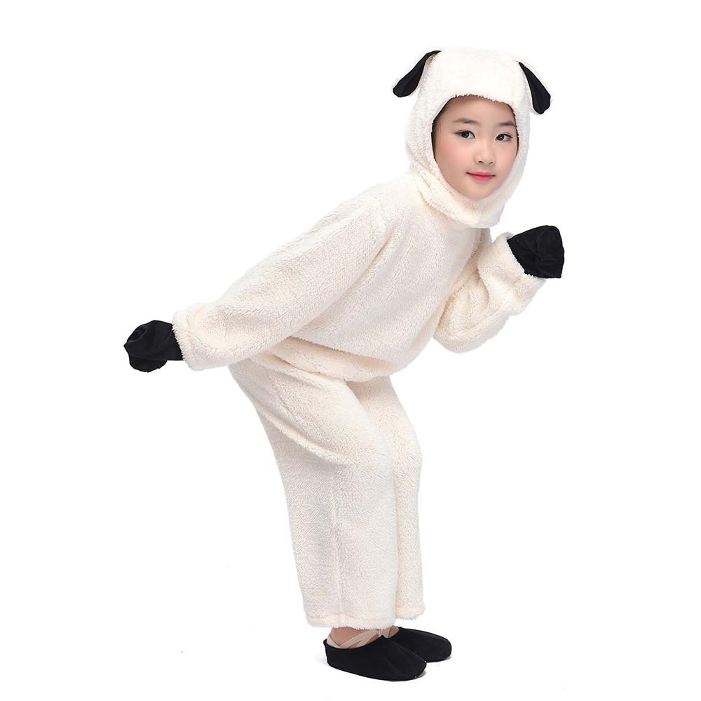 Kids Animal Costume Halloween Fancy Dress Cute Puppy Onesies Cartoon