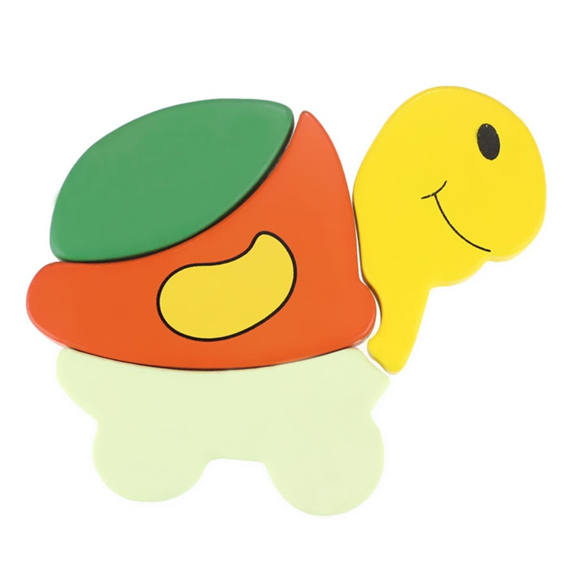animales de madera kid nios educativo diy juguete puzzle juguetes para nios juegos para nios brinquedos educativos gran