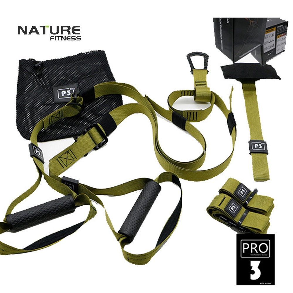 Green P3 Trainer Sport Resistance Bands Strength Training Fitness Equipment For Gym Workout Body Weight With Colour BOX Green P3 Trainer Sport Resistance Bands Strength Training Fitness Equipment For Gym Workout Body Weight With Colour BOX