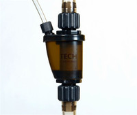 Taiwan UP CO2 Atomizer System Diffuser Reactor For Freshwater And Seawater Aquarium Fish Tank