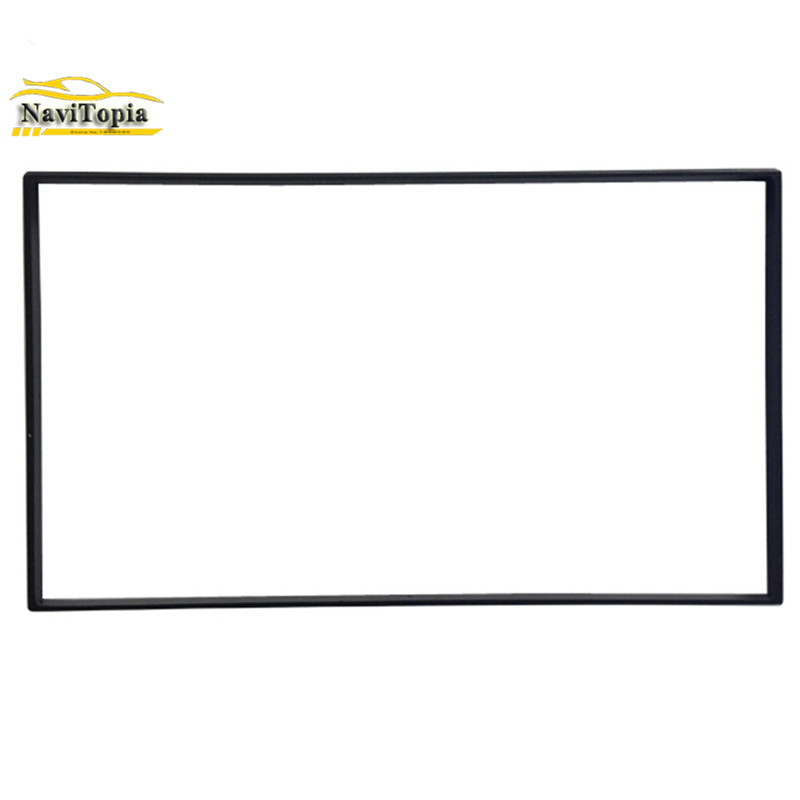 NAVITOPIA 173*98MM Car Radio Fascia for Mitsubishi ASX