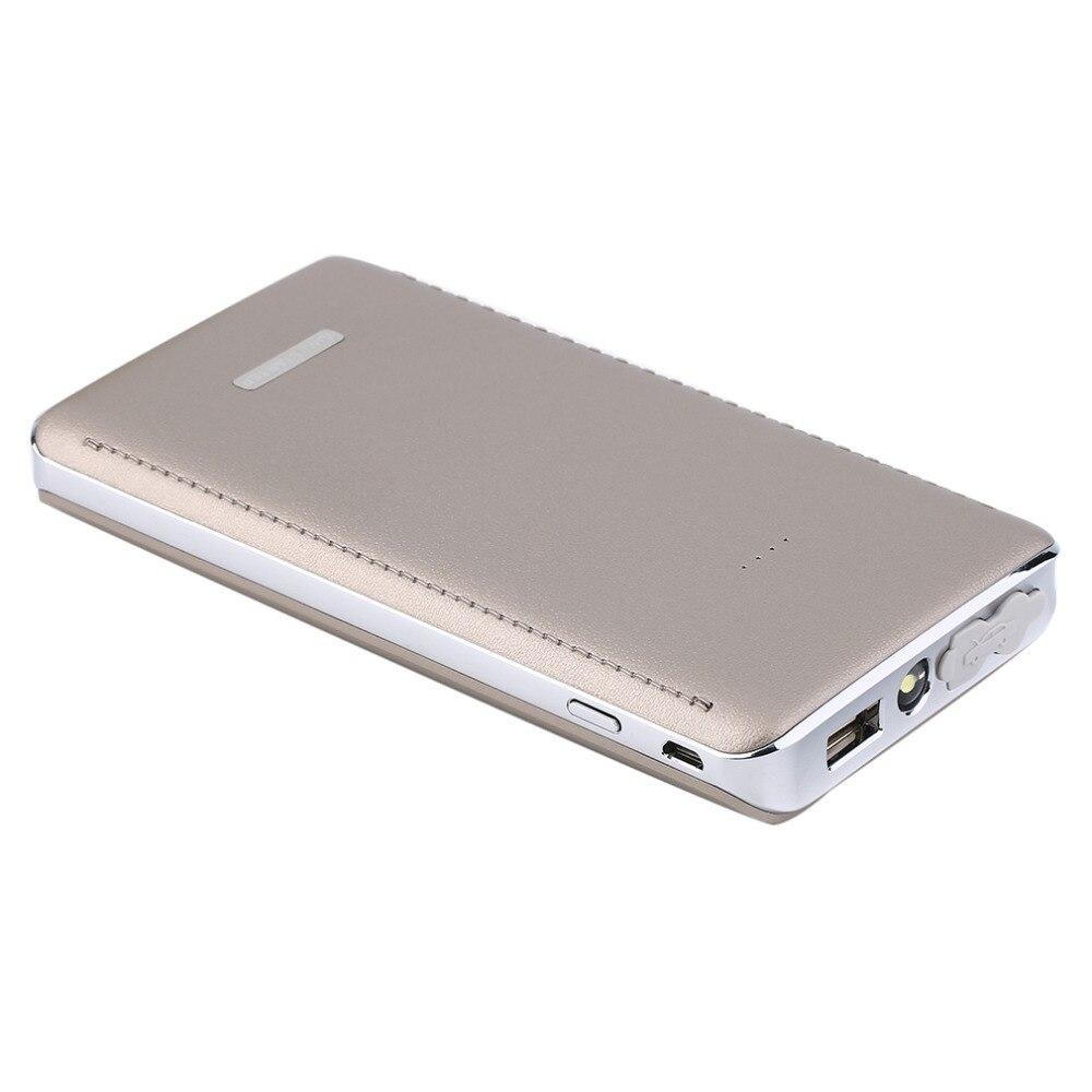 30000 mah 12 v Portable Voiture Jump Starter Pack Booster LED Chargeur Batterie Power Bank Portable Démarrage D'urgence Alimentation - 6