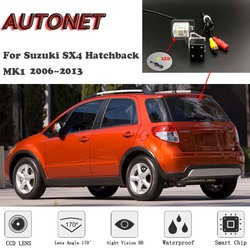 Kamera cofania AUTONET HD Night Vision dla Suzuki SX4 Hatchback MK1 2006 ~ 2013 CCD/kamera na tablicę rejestracyjną