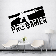 NEW Progamer Wall Stickers Vinyl Waterproof Home Decoration Accessories For Living Room Kids Room Sticker Mural creative dream big wall stickers vinyl waterproof home decoration for living room kids room mural poster