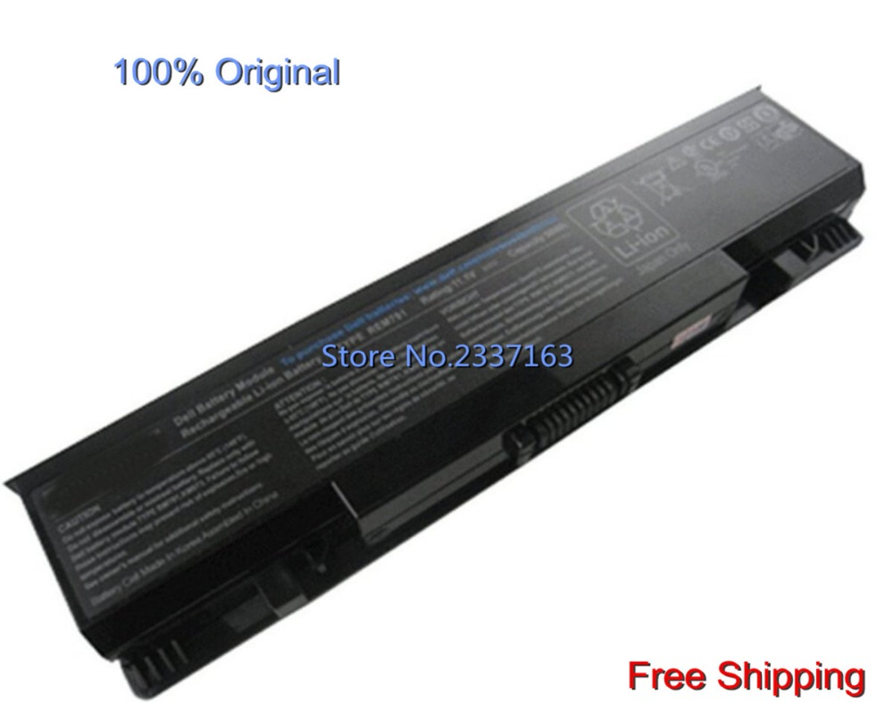 IECWANX 100% new Laptop Battery Km974 (11.1V 56WH 6Cell) for Dell Rm791 312-0711 Km973 Km974