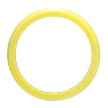 4pcs 66.6 to 57.1mm Wheel Center Collar Hub Centric Ring For Audi Skoda