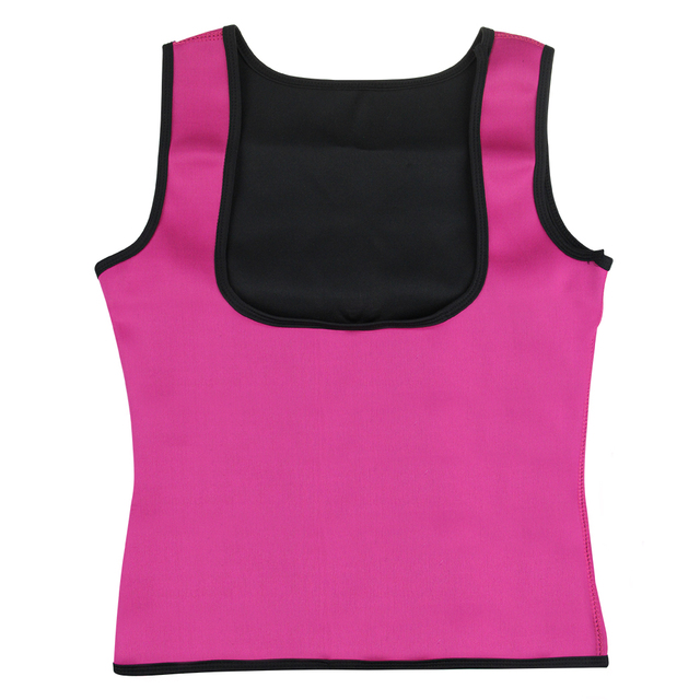 Fat Burning Fitness Body Shaper Girly Stretch Yuga Exercise Vest Hot Slimming