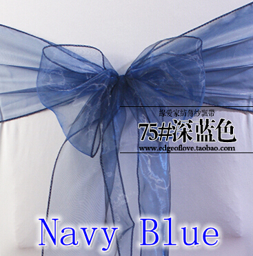 Online Get Cheap Navy Chair Sashes Aliexpresscom Alibaba Group