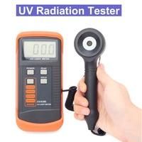 UVA365 UV Light Meter UVA&UVB LSI circuit Tester Data Peak Hold UV Sensor Light Correction Filter UV Radiation Tester