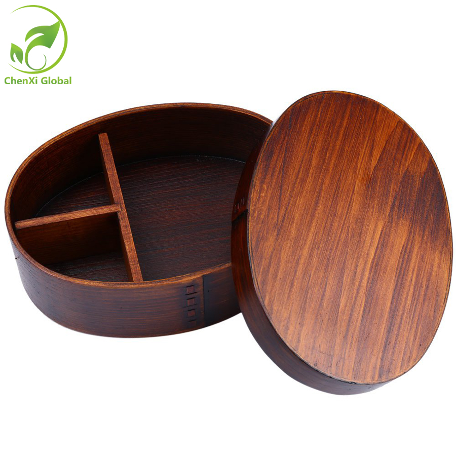 Original Japanese Bento Boxes Wood Lunch Box Handmade Natural Wooden Sushi  Box Tableware Bowls Dinnerware Free Shipping In Bowls From Home U0026 Garden On  ...