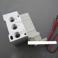 672100250000 Electro Magnetic Valve :SS5Y5 42 02 C6 solenoid valve for Tajima embroidery machine spare parts