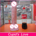 13.5in Super Big Silicone Dildo Realistic Large Fake Penis With Clear Vein Sex Product For Women Display model