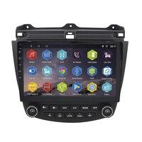 Android 7 0 0 GPS Navigation 10 1 Inch For Honda Accord 7 2003 2007 Car