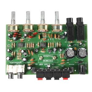 Image 5 - 9 Cm X 13 Cm Elektronische Printplaat 12V 60W Hi Fi Stereo Digitale Audio Eindversterker Volume tone Control Board Kit