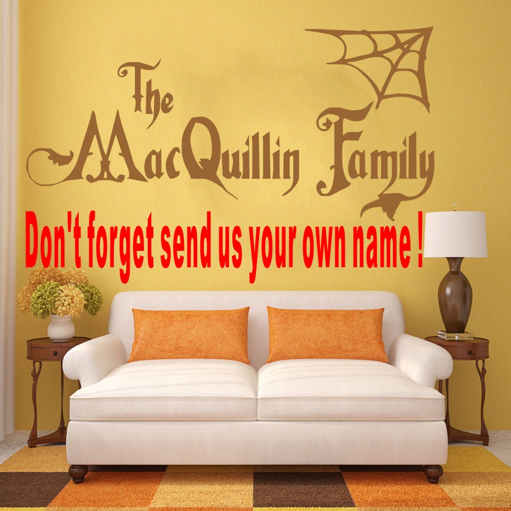 Aliexpress.com : Buy YOYOYU Personalised Halloween Family Name ...