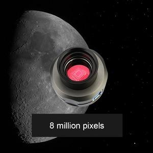 Image 3 - SVBONY 1.25 inch SV205 8MP USB 3,0 Elektronische Okular Astronomie Kamera für Astronomische Teleskop Astrofotografie F9159D