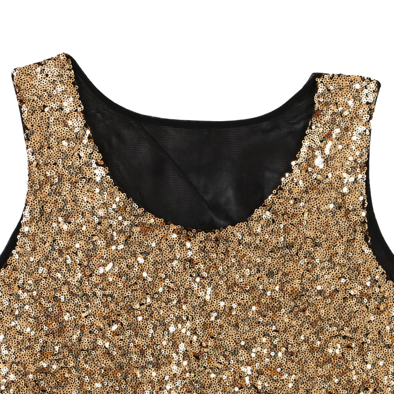 Summer Sexy Women Paillette Camisole Crop Top Sequins Tank Top Vest  Sleeveless Blouse T Shirt Shining-in Tank Tops from Women s Clothing on  Aliexpress.com ... 90eff6a97278