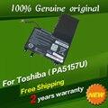 11.4 v 50wh original nueva batería del ordenador portátil para toshiba satellite e45t e55t-a5320 u490 pa5157u-1brs pa5157u envío gratis