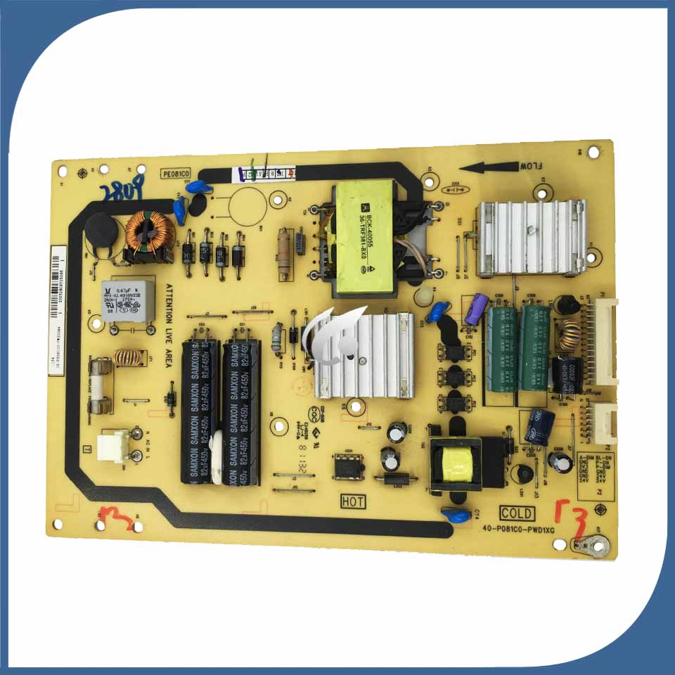 90% new power supply board L32F3200B 40-P081C0-PWD1XG 08-PE081C0-PW200AA board good Working90% new power supply board L32F3200B 40-P081C0-PWD1XG 08-PE081C0-PW200AA board good Working