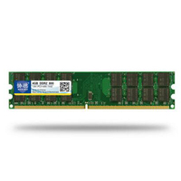 Brand Xiede Sealed DDR2 800 PC2 6400 5300 4200 4GB 2GB 1GB Desktop RAM Memory Compatible