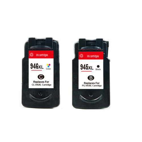 2 X Compatible Ink Cartridge For Canon pg 945 cl 946 xl pg945 cl946 for canon iP2890 iP2899 MG2490 MG2590 MG2990 MX499 Printer 1pc new in box original c200h ps221 c200hps221 plc module