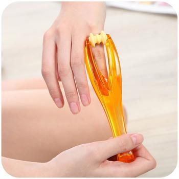 Elastyczna siła palce kostki wałek do masażu mysz masaż dłoni złagodzić ręcznie kwasu K3123 tanie i dobre opinie