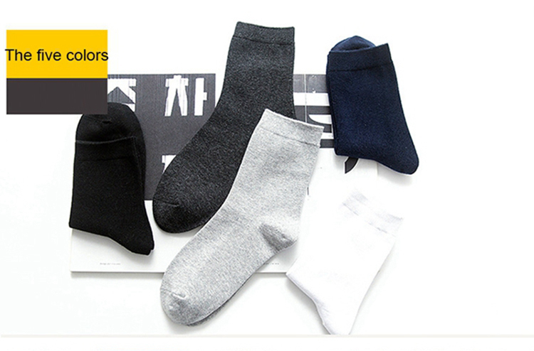Brand Pairs Cotton Socks For Men 17