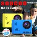 SOOCOO C30/C30R Действие Спорт Водонепроницаемая Камера 20MP NTK96660 4 К Wifi 1080 P/60FPS Идут Подводные HD Велосипед Открытый pro Камеры Cam