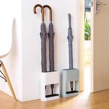 Wall mounted Adhesive Umbrella Storage Rack Holder Stand Umbrella drain shelf Storage Baskets for organization