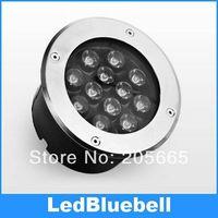 12 Watt FÜHRTE U-licht Outdoor-led-stehleuchte Licht Wasserdicht IP67 AC90 ~ 260 V
