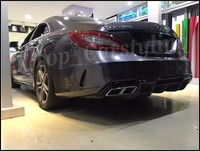 Dark Grey Glossy Metallic VINYL Car Wrap Styling Gray candy with Air BUBBLE FREE FOIL Film PROTWRAPS 1.52x20m/Roll