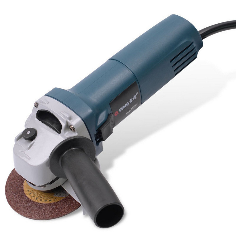 Speed Angle Grinder 880W Grinding Machine M10 Electric Grinder Single speed Angle Grinder Grinding Power Tools