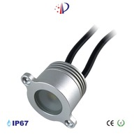 Factory Direct LED Rail Light 7pcs Set With Driver 3 Years Warranty IP67 Led Recessed Light