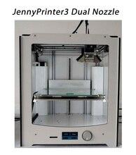 2017 JennyPrinter3 Double Extrudeuse Buse Auto Nivellement 3D Imprimante DIY KIT Compatible Avec Ultimaker 2 UM2 Inclus toutes les Pièces