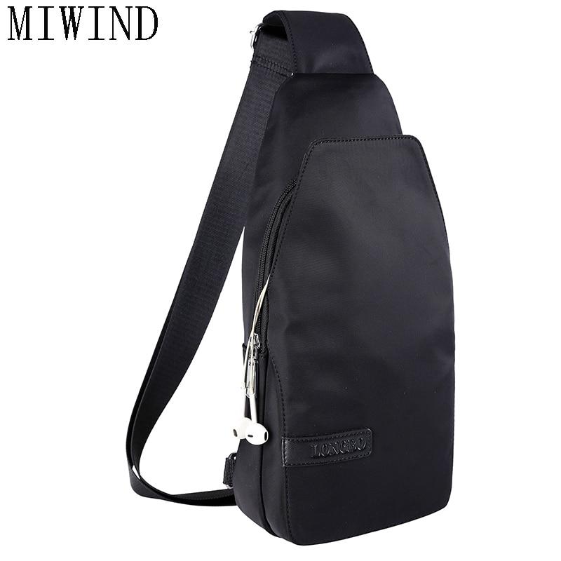 MIWIND Pungă de piept nou pentru sac de valiză Casual de - Genți