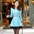 Plus Sizes L-4XL 5XL 6XL (bust 130cm) Women's Coat Spring Autumn Big Size Jackets New Fashion Style Female Jacket Woman Coats