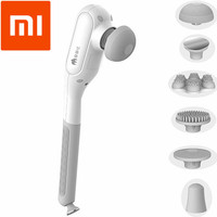 Xiaomi Mijia Wireless 3 Modes 6 Replacement Massage Head Handheld Electric Massager Portable Massage Stick Rod Home Health Care