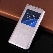S7edge Flip Case for Samsung S7